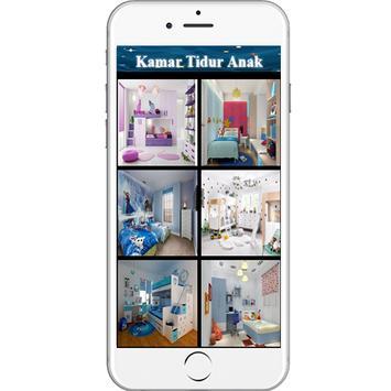 Situs Desain Kamar Tidur Anak poster