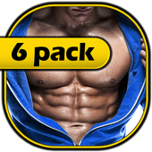 Six Pack Photo Editor Real icon