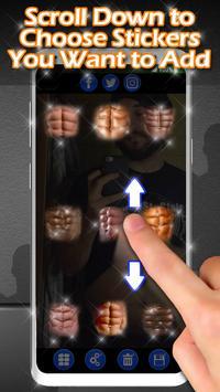 Six Pack Photo Editor Real screenshot 2