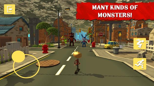 Six Nights in City of Toys apk screenshot