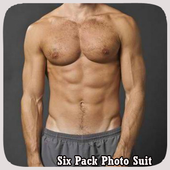 Six Pack Photo Suit icon