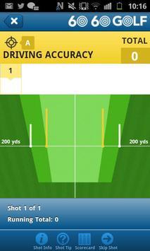60 60 Golf screenshot 2
