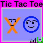 ad+U™ Tic Tac Toe icon