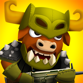 Brawl Of Heroes : Online 2D shooter icon