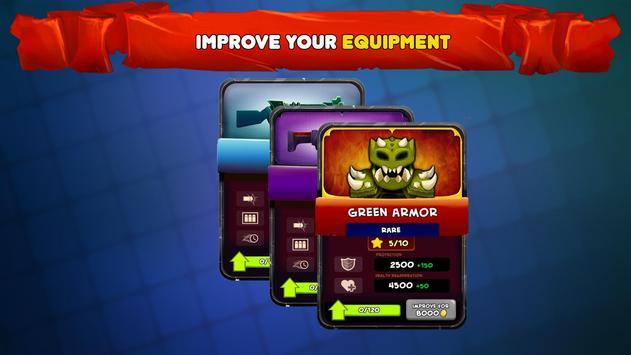 Brawl Of Heroes : Online 2D shooter screenshot 5