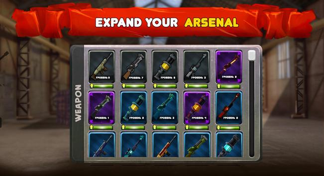 Brawl Of Heroes : Online 2D shooter screenshot 11