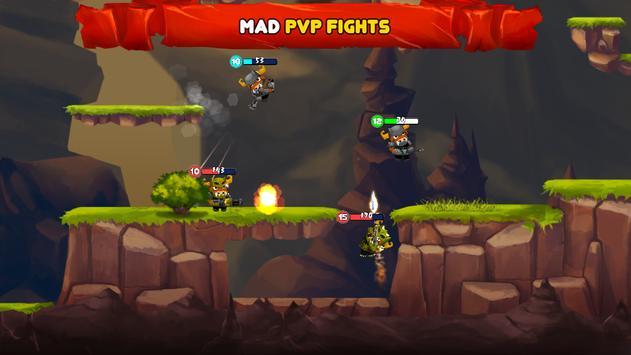 Brawl Of Heroes : Online 2D shooter screenshot 15
