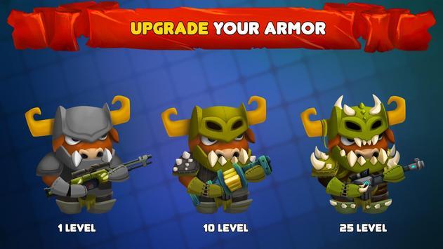 Brawl Of Heroes : Online 2D shooter screenshot 2