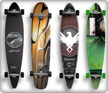 Skateboard Design Ideas screenshot 3