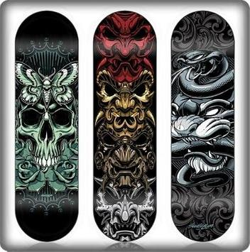skateboard design ideas apk screenshot - Skateboard Design Ideas
