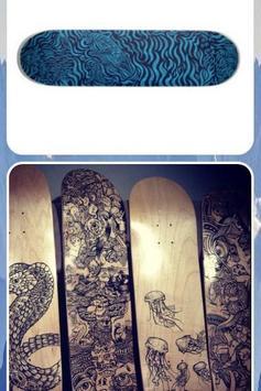 Skateboard Design screenshot 2