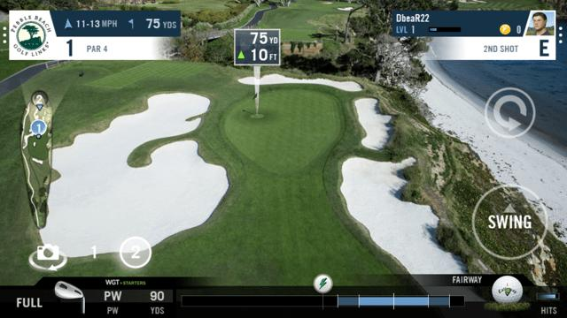 wgt golf game free download