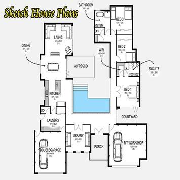 Sketch House Plans screenshot 8