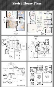 Sketch House Plans screenshot 1
