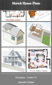 Sketch House Plans screenshot 2