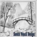 Sketch Pencil Design