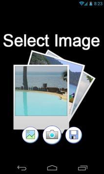 sketch photo app poster