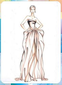 Sketches Design Evening Dress apk screenshot