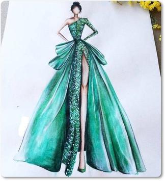 Sketches Design Evening Dresses 2018 poster