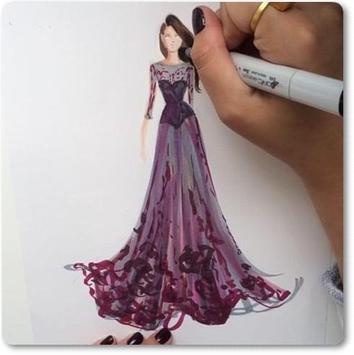 Sketches Design Evening Dresses 2018 screenshot 5