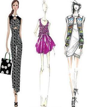 Sketches Of Fashion Design screenshot 4