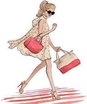 Sketches Of Fashion Design screenshot 5