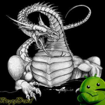 Sketch of Learning To Draw Dragon apk screenshot