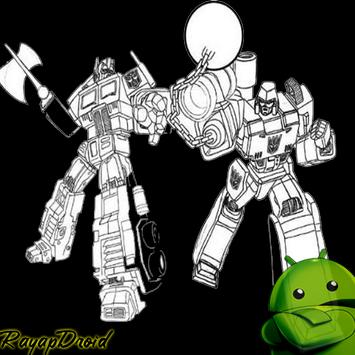 Learn to Draw a Robot Sketch screenshot 1