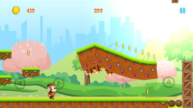 Super Monkey Adventure apk screenshot
