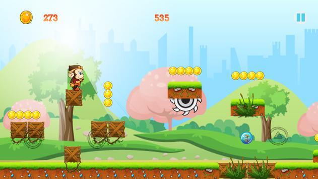 Super Monkey Adventure screenshot 7