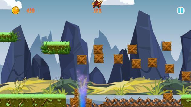Super Monkey Adventure screenshot 4