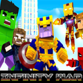 Skins AVENGERS INFINITY WAR for Minecraft
