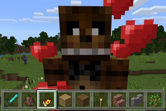 Skin FNAF Pets Addon For Minecraft MCPE APK Download Free Books - Skins para minecraft pe de fnaf