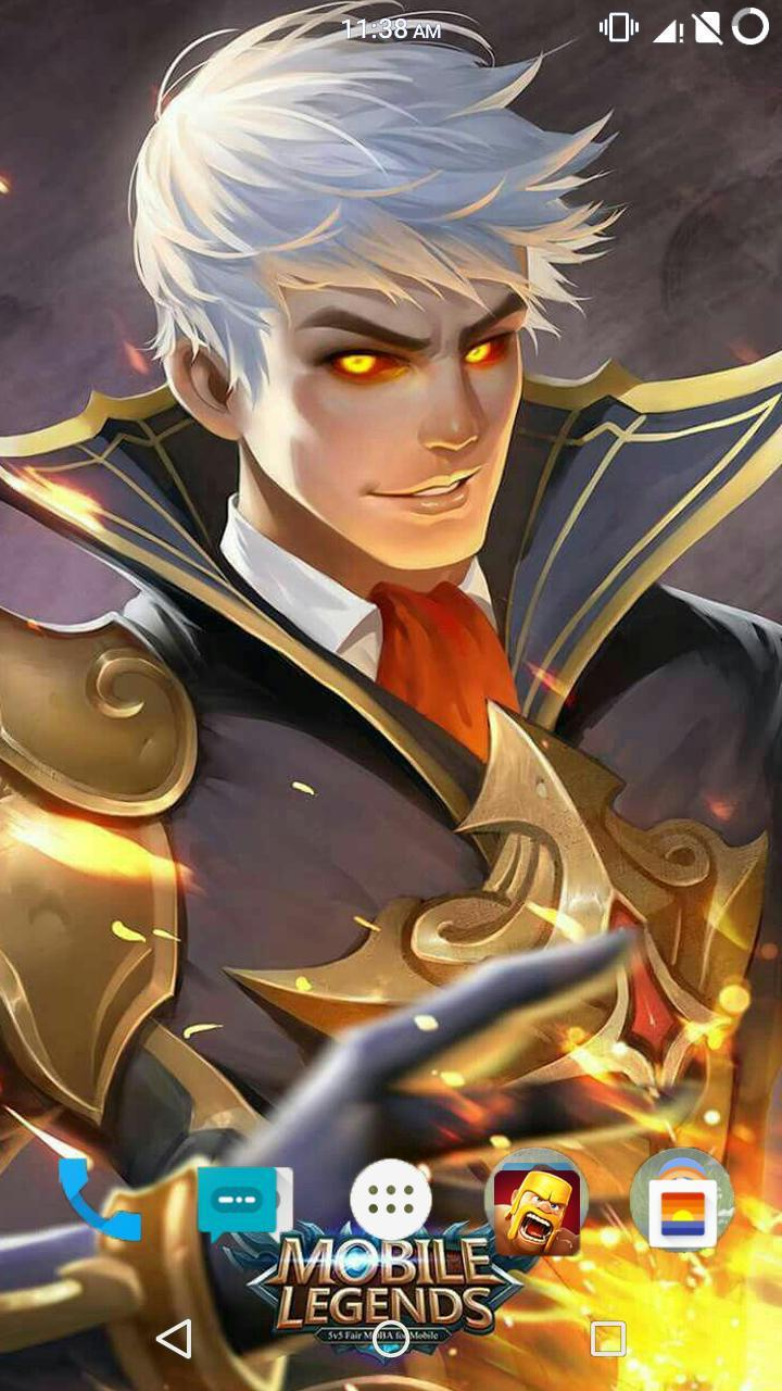 Wallpaper Hero Mobile Legends Hd Free For Android Apk Download