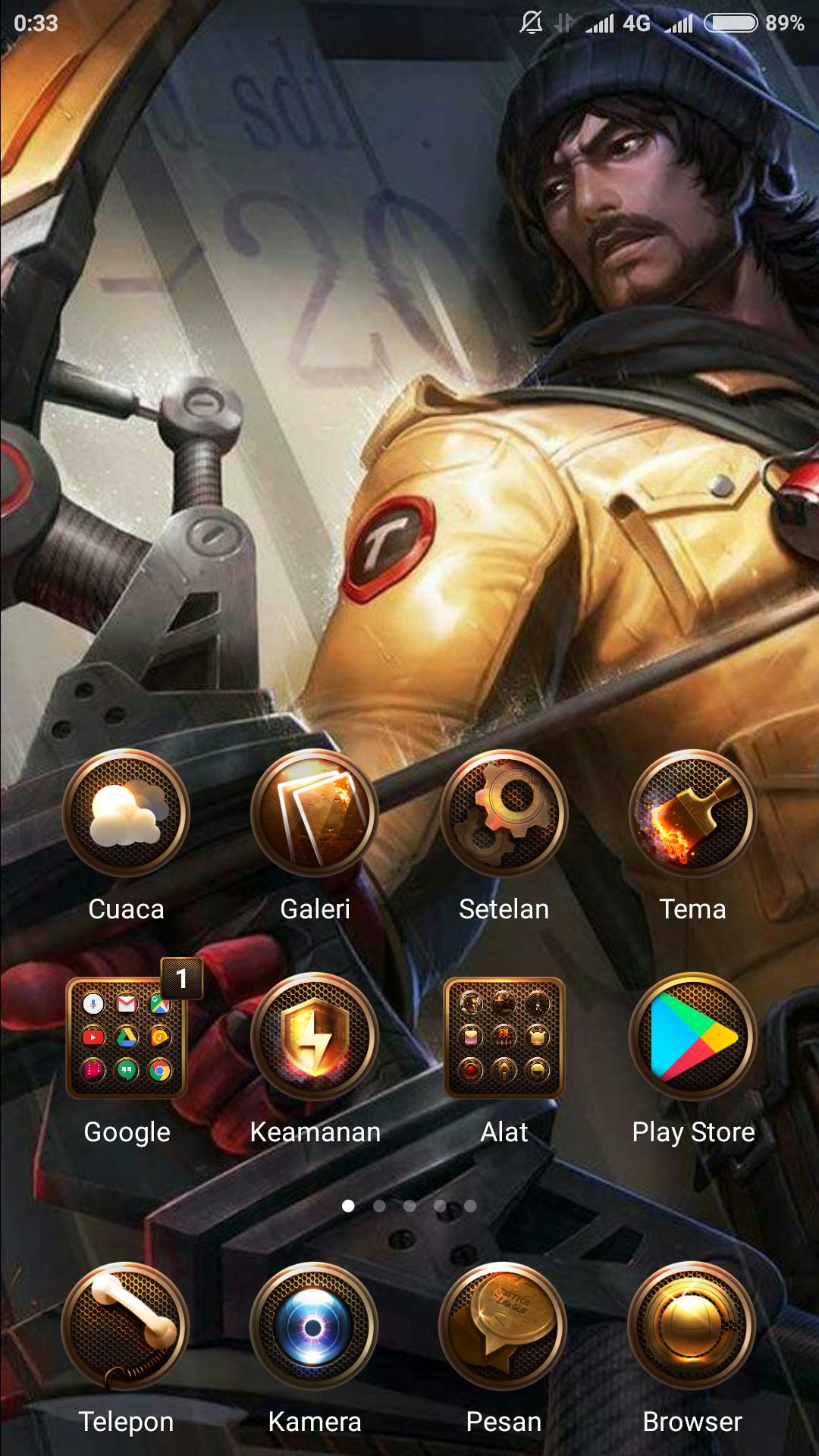 Skin Of Moba Mobile Legend Wallpaper Hd For Android Apk