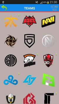 CS GO Skins,Case,Teams Quiz screenshot 2