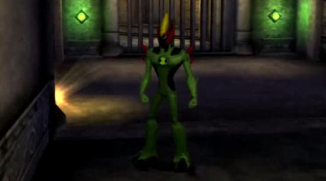 Ultimate Ben Alien War apk screenshot