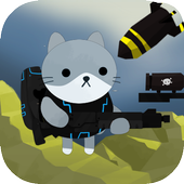 2d adventure Cat bro force icon