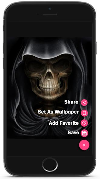 Skull Wallpapers HD|4K for Android - APK Download
