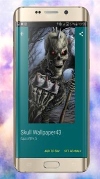 Skull Wallpapers apk screenshot