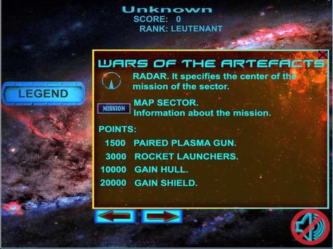 Wars of the artefacts screenshot 2