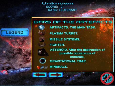 Wars of the artefacts screenshot 5
