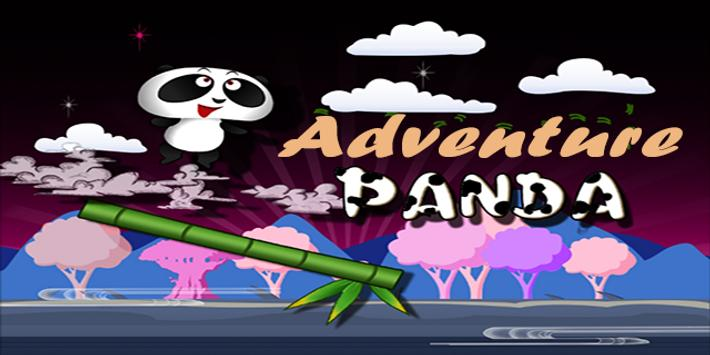 Adventure Panda Cartaz