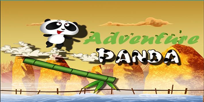 Adventure Panda imagem de tela 1