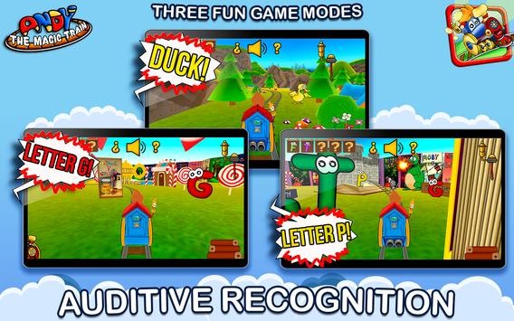 Andy The Magic Train Lite apk screenshot