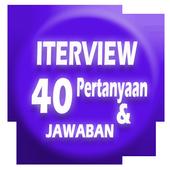 Interview 40 Pertanyaan & Jwbn icon