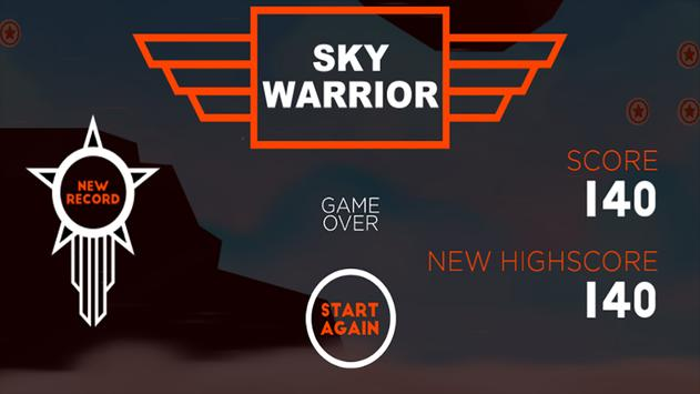 Sky Warrior screenshot 8