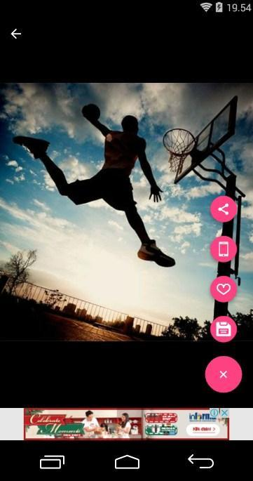 Nba Basketball Slam Dunk Wallpapers For Android Apk Download