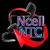 Ncell Nepal Telecom App icon