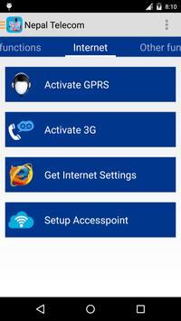 Ncell Nepal Telecom App screenshot 3